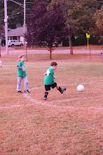 Photo: Good kick!