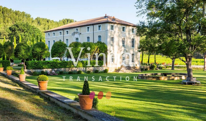 Propriété avec jardin Avignon