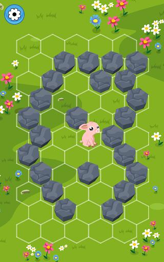 玩解謎App 豚を囲め免費 APP試玩