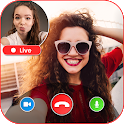 Free TikTik Girl Live Chat & Video Call Guide icon