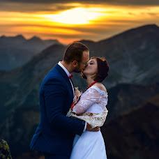 Wedding photographer Wojtek Butkus (butkus). Photo of 02.10.2016