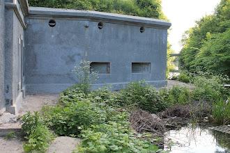 Photo: Dobbeltkaponier, Kagså Batteri, Vestvolden