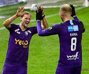 Pro League : le Beerschot relève la tête face à Zulte-Waregem