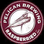Pelican Raspberried at Sea