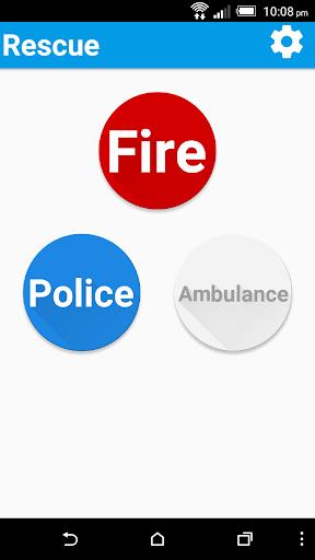 Rescue - Emergency Dialer