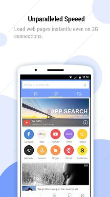 Fast Browser - screenshot