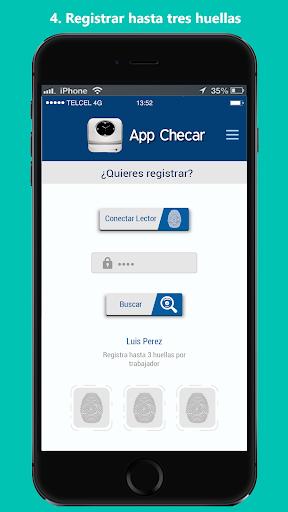 app checar fingerprint screenshot 3