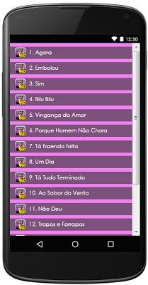 PABLO E SO DIZER QUE SIM LETRA - screenshot