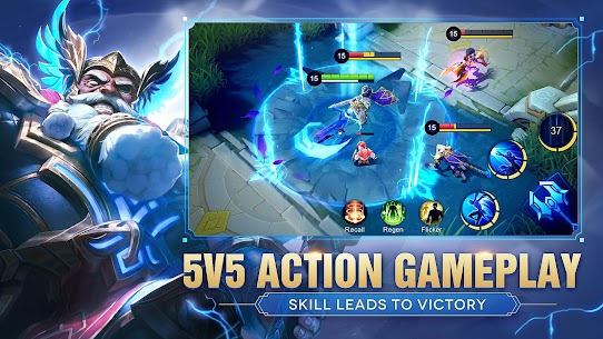 Mobile Legends: Bang Bang MOD APK (Unlimited Diamonds) 1