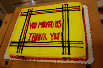 Photo: What a good looking cake!  And it tasted even better than it looks!