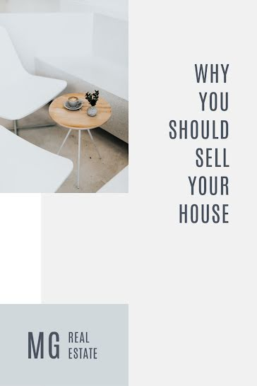 Sell Your House - Pinterest Pin template