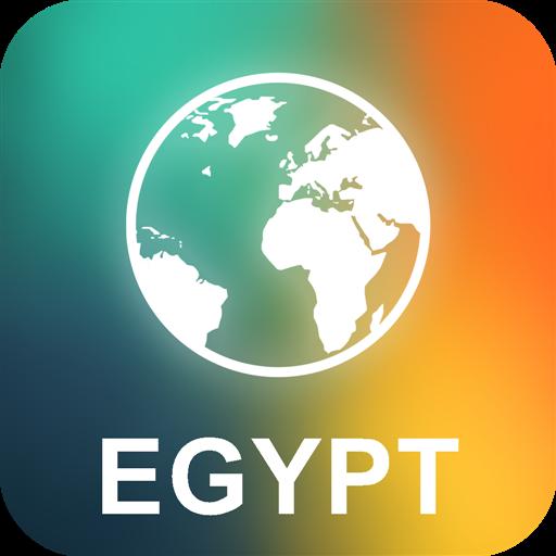エジプト オフライン地図 旅遊 App LOGO-硬是要APP
