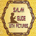 Salah Guide with pictures icon