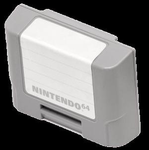 N64 Controller Pak Minneskort Original