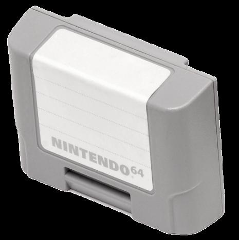 N64 Controller Pak Memory Original