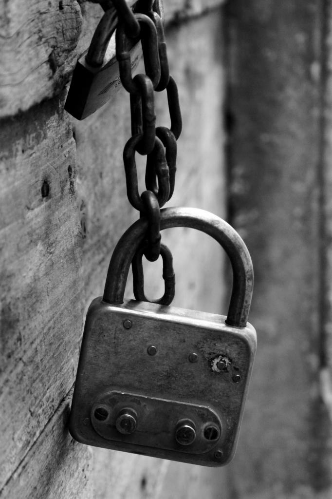 The padlock of Narnia..... di Inouk