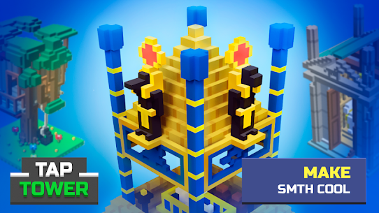TapTower Mod Apk 1.14 (Free Shopping + Unlimited Money) 2