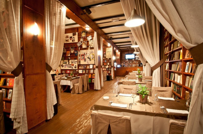 Фото №3 зала Ресторан