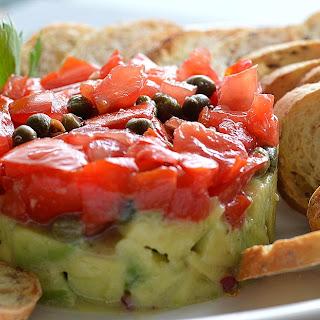 Avocado Tartar Recipes