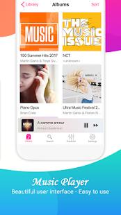 iMusic Os 11: iPlayer Phone X - náhled