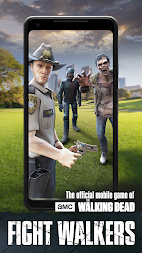 The Walking Dead: Our World APK screenshot thumbnail 1
