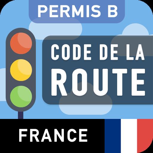 Code de la Route - France - Permis 2018 Icon