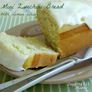 Mini Zucchini Bread Recipes