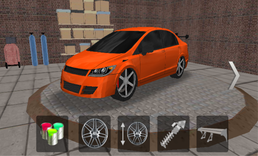 TUNING RACING EVO Free Game