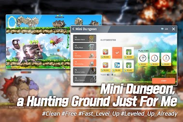 MapleStory M APK screenshot thumbnail 2