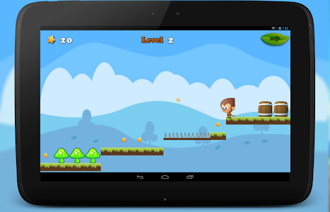 Jungle Monkey Run Banana Kong screenshot 4
