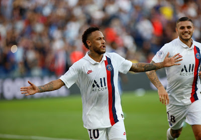 Neymar weigert contract te verlengen bij PSG
