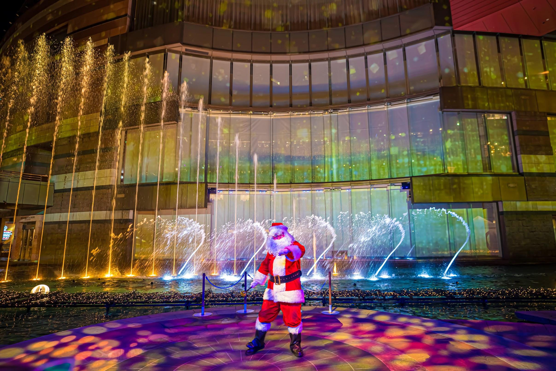 キャナルシティ博多 クリスマス1
