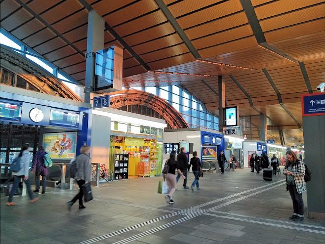バーゼル駅