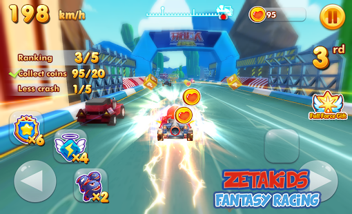 ZetaKids - Fantasy Racing Adventure | Robot Fun 3D for PC-Windows 7,8,10 and Mac apk screenshot 5