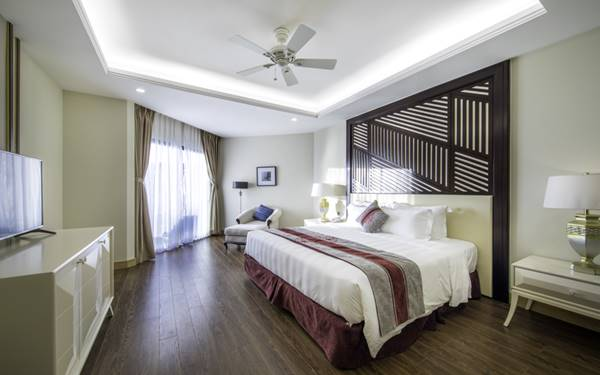 phòng ngủ resort đẹp