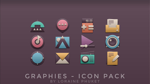 Graphies Spring Graphic Icons screenshot