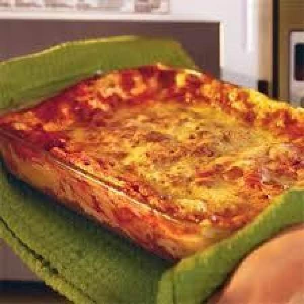 Game Day Lasagna Recipe