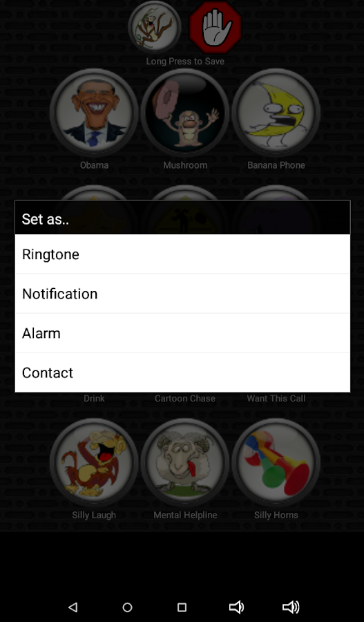 Best Funny Ringtones- screenshot
