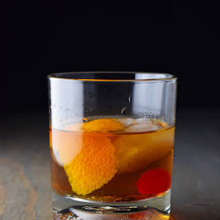 Old Fashioned Cocktail.