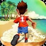 Beach Run Icon