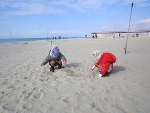 Photo: imádják a tengerpartot