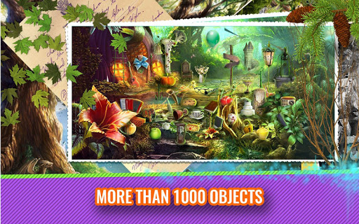 Hidden Objects - Magic Garden 1.0 screenshots 13