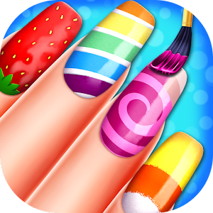 Princess nail art salon nail art games for girls android apps princess nail art salon nail art games for girls prinsesfo Gallery