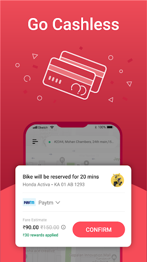 Bounce - Rent Bikes & Scooters | Sanitized Rentals 2.29.6 Screenshots 4