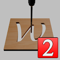 Wood Carving Game 2 - woodcarving simulator icon