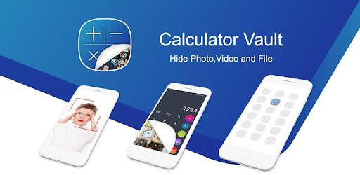 Calculator Vault Hide Photo Video Gallery Lock App - Apps on