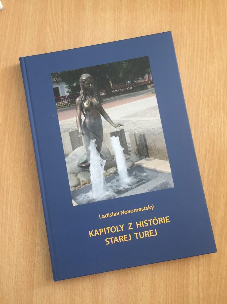 Od pravekých nálezov po súčasnosť. Stručné a zaujímavé písanie o histórii mesta Stará Turá.