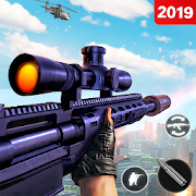 City Sniper Shooting Game - Free FPS Shooter