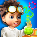 Science Lab Experiments Kids icon
