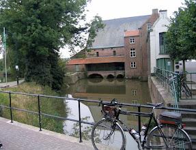 Photo: Le moulin à eau, restauré en 1997